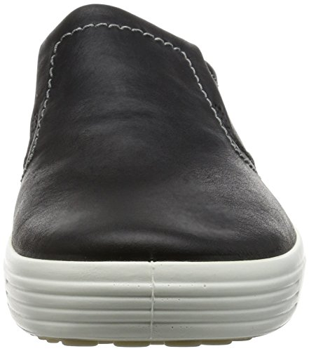 Men's Soft Sneakers Ecco 2001black Homme Noir Hautes 7 qBwCdCE