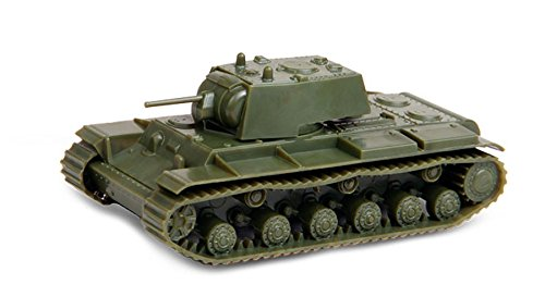 Used, Soviet Heavy KV-1 Tank With F-32 Gun - 1:100 Scale for sale  Delivered anywhere in USA