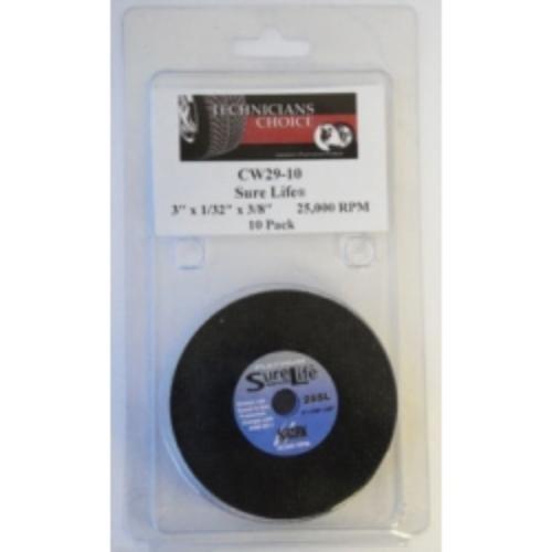 TMRCW29-10 Platinum Sure Life Cut Off Wheel The Main Resource