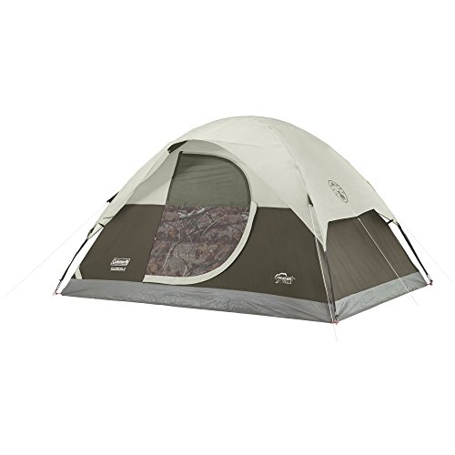 Coleman 4 Person Tent, Realtree Xtra -  2000019640