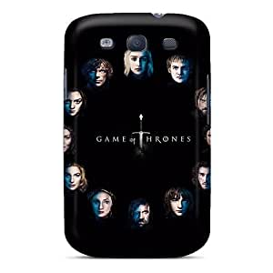 Fashion Protective Game Of Thrones Faces Case Cover For Galaxy S3