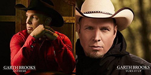 Garth Brooks - The Ultimate Collection Exclusive 10 Discs Box Set - Exclusive Boxed Set