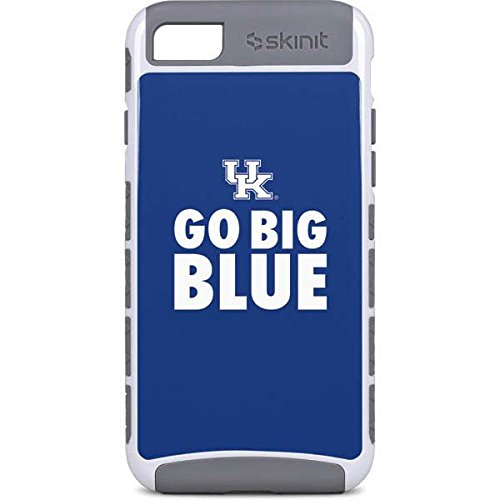 (Skinit University of Kentucky iPhone 7 Cargo Case - UK Go Big Blue Design - Durable Double Layer Phone Cover)