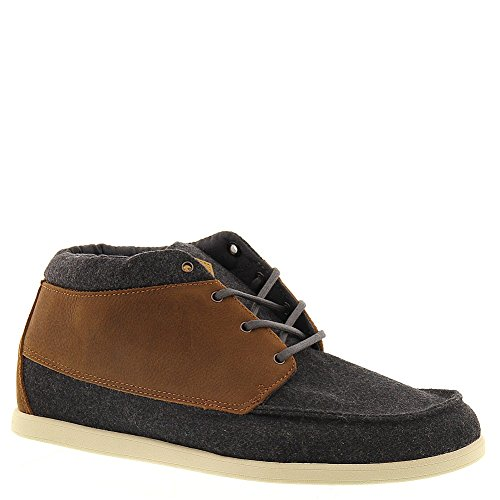 Reef Voyager Mid Premium Sneakers charcoal / brown / marron Taille 8.5