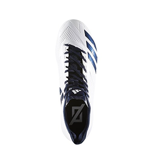 Adidas Adizero 5star 6.0 Crampon Le Football Des Hommes De Blanc Collégiale Marine Collégiale Marine
