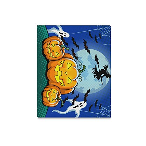 Wall Art Painting Halloween Theme Pop Art Retro Prints On Canvas The Picture Landscape Pictures Oil for Home Modern Decoration Print Decor for Living Room