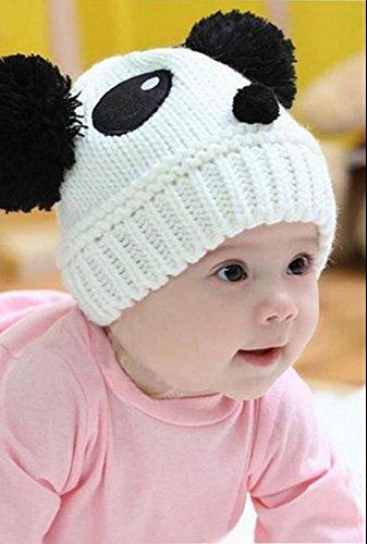 6f8b7f505f6 Amazon.com  Cute-Baby-Girl-Boy-Toddler-Winter-Warm-Knit-Crochet ...