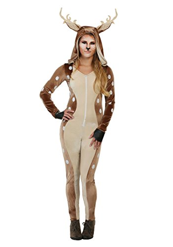 Doe Costume (Womens Fawn Costume X-Small)
