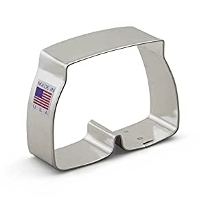 Ann Clark Bathing Suit Trunks / Boxer Shorts Cookie Cutter - 3.1 Inches - Tin Plated Steel