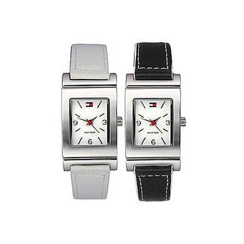 Tommy Hilfiger Mollie 1700162 - Reloj de cuarzo para mujer con correa de acero inoxidable