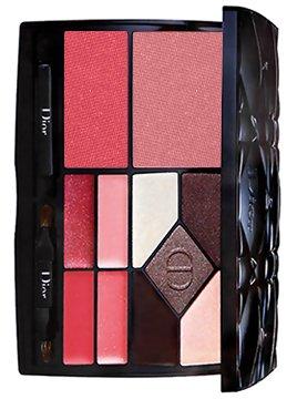 Christian Dior Designer Palette Edition Voyage (Harmony Rose) 17.7g/0.59oz (Set Makeup Gift Dior)
