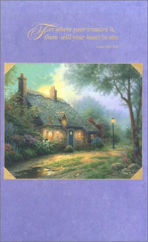 Thomas Kinkade Moonlight Cottage - Moonlight Cottage Journal