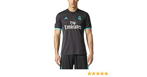 Amazon.com : Real Madrid Away LFP Jersey 2017 / 2018 - S : Sports & Outdoors
