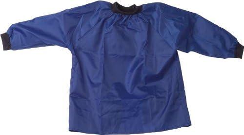 L//Koepergroesse 115-135cm Blau Chilsuessy Malkittel Malsch/ürze Wasserdicht Bastelkittel Girl Craft Sch/ürze f/ür Kinder Baby L/ätzchen f/ür 2-9 Jahren