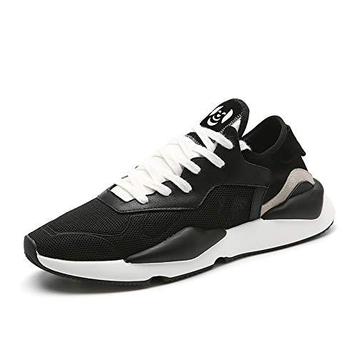 Filet maille Adaptées Chaussures De Pour Exercice Voyage 44 Les Jogging Et Respirant Femmes Amateurs Des Course Danliker black Hommes Xw8qfvxYT