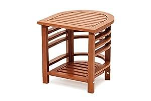 Landmann 255155 mesa supletoria jard n - Amazon mesas de jardin ...