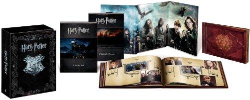 ハリー・ポッター 第1章-第7章 PART2 COMPLETE Blu-RayBOX[12枚組][初回数量限定生産]の商品画像