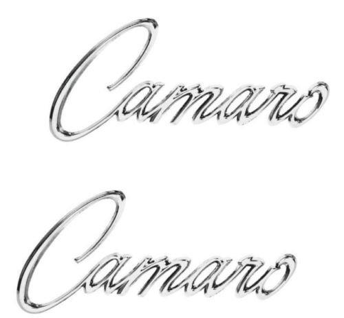 chevy camaro emblems - 1