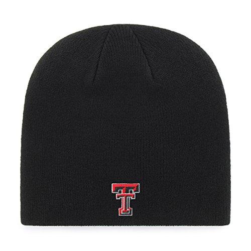 81c99cc56c82d OTS NCAA Texas Tech Red Raiders Beanie Knit Cap