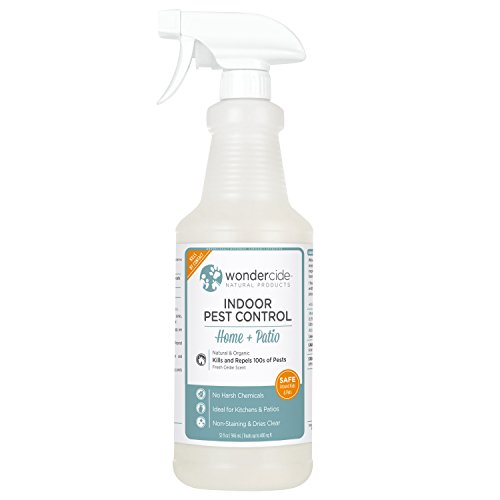 Wondercide Natural Indoor Pest Control Home and Patio Spray 32 oz Cedar