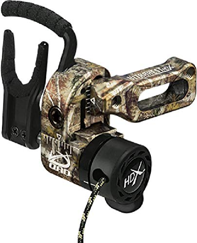 Quality Archery Designs QAD Ultra-Rest HDX Realtree Edge RH