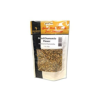 Brewer's Best Brewing Herb's and Spices - Dried Chamomile Flower