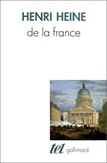 De la France, Heine, Heinrich