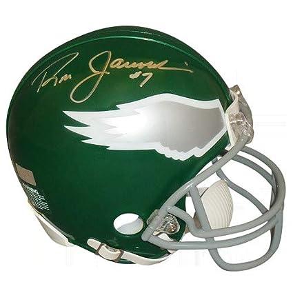 c0ae3af7f53 Ron Jaworski Autographed Signed Auto Philadelphia Eagles Throwback Mini  Helmet - Certified Authentic
