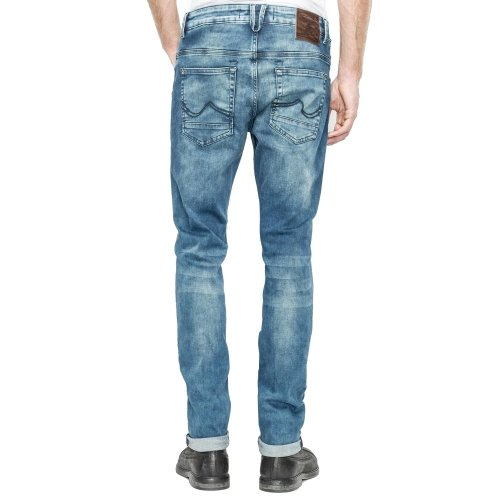 Petrol Industries Jeans Herren SEAHAM-86 34, Green Shadow, 31