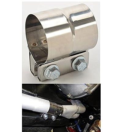Abrazadera de acero inoxidable para tubos, modelo Heavy Duty ...