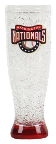 - MLB Washington Nationals 16-Ounce Crystal Freezer Pilsner