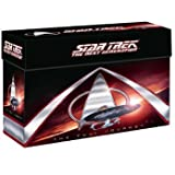 Star Trek: The Next Generation - Die komplette Serie [49 DVDs] EU-Import mit Deutscher Tonspur!