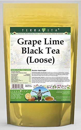 (Grape Lime Black Tea (Loose) (8 oz, ZIN: 540864))