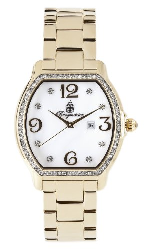 Burgmeister Women's BM506-212 Vancouver Quartz Watch