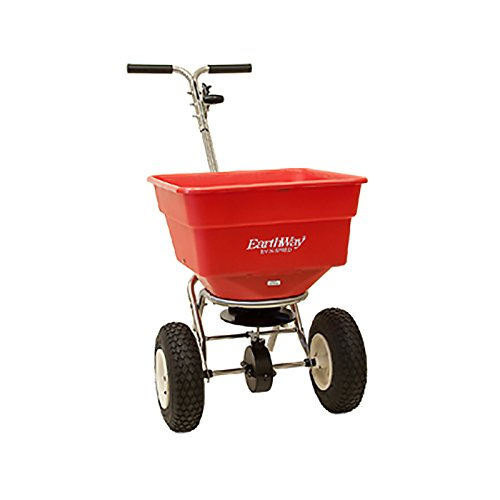 Earthway F80S Commercial Stainless Steel Adaptable Broadcast Spreader