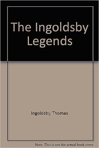 Livres pdf à télécharger gratuitement The Ingoldsby Legends (French Edition) PDF MOBI