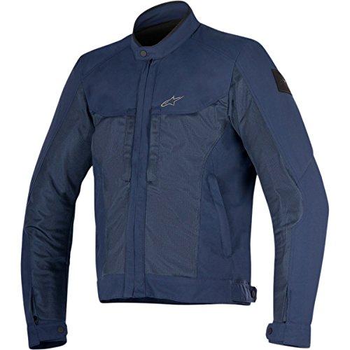 [해외] alpinestars(알파인 스타의) 오토바이 재킷 무드 인디고 (사이즈:XL) 룩 에어 재킷 1693500204