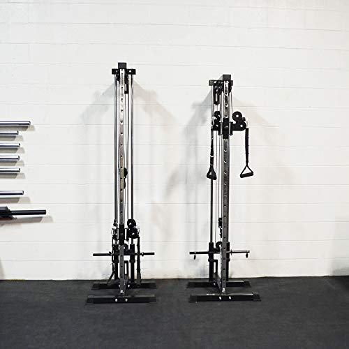 Titan Fitness Wall Mounted Pulley Tower | Tall | V2 by Titan Distributors Inc. (Image #7)