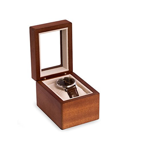 Bey Berk Cherry Wood Single Watch Box