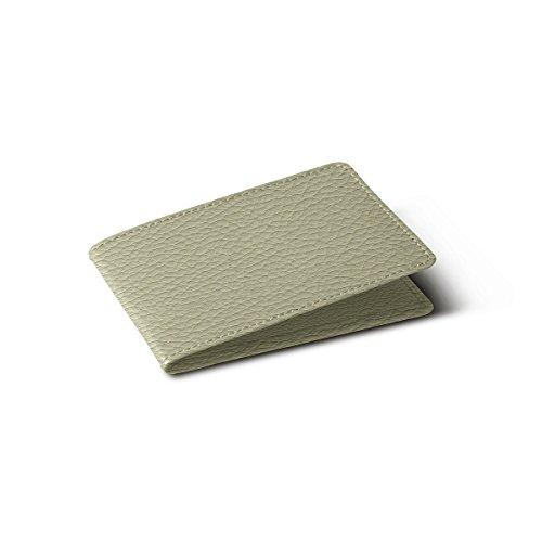 Ruvida Tessere Carte Porta Lucrin Per Pelle Bianco Sporco 4 qYppSC