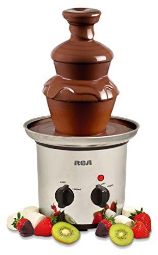 Fuente de chocolate con 3 niveles de cascada, RCA RC-CF672B