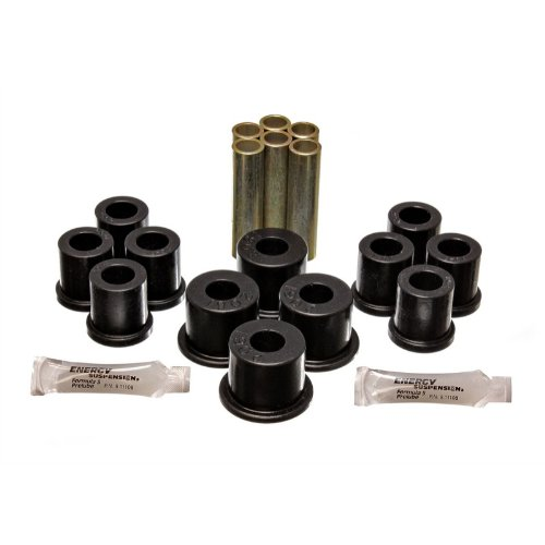 Energy Suspension 4.2117G Front Spring Bushing Set for Ford 4WD by Energy Suspension
