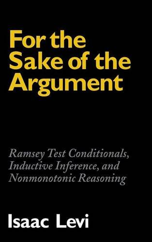 For the Sake of the Argument: Ramsey Test Conditionals, Inductive Inference and Nonmonotonic Reasoning