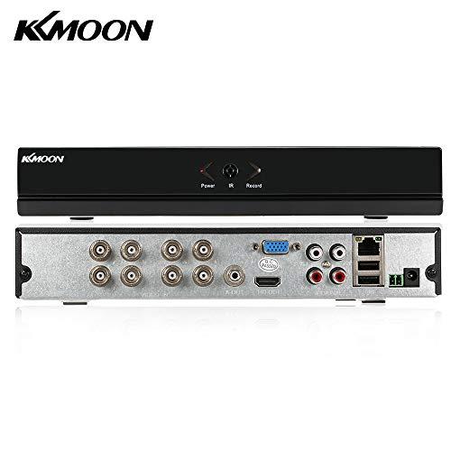 KKmoon 8 Channel Standalone CCTV DVR Recorder 960H H.264 HDMI VGA Output...