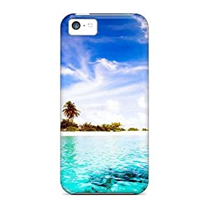 Top Quality Protection Maldives Diggiri Island Case Cover For Iphone 5c
