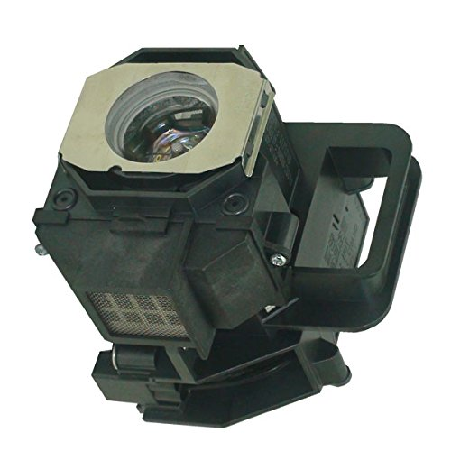NEW Epson ELPLP49 Genuine AL V13H010L49 Projector Replacement Lamp & Housing