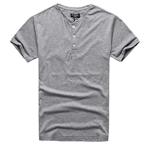 Tops Tees V Neck T Shirt Men 2019 New Mens Summer T584,T584-2 f g,XXL