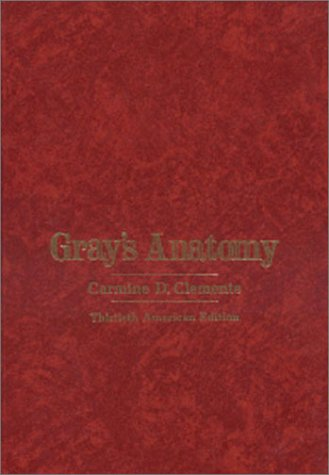 Gray's Anatomy of the Human Body (30th Edition)