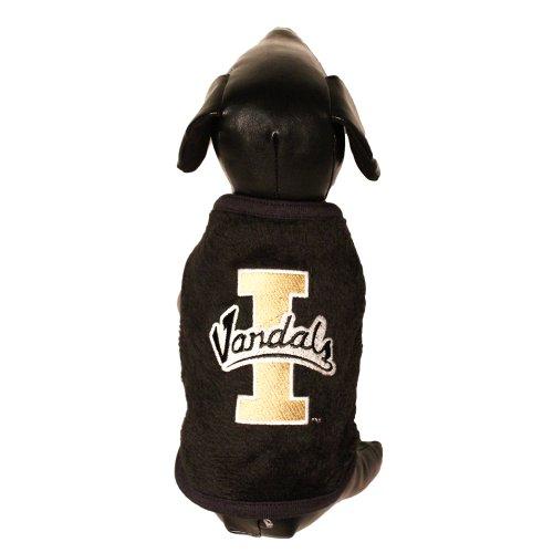 NCAA Idaho Vandals Polar Fleece Dog Sweatshirt, Large ()