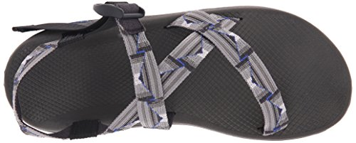 Chaco Herren Zcloud Sport Sandale Labyrinth Schiefer